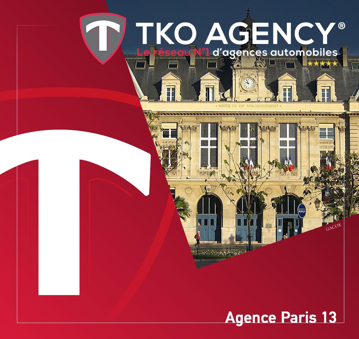 TKO Agency - Paris 13 (en cours d'ouverture)